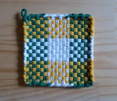 Checkerboard Plaid Vintage Pattern by taramade