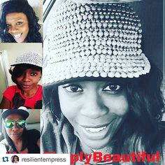 #Repost @resilientempress - Thank you for sharing your #IAmSimplyBeautiful selfie and supporting the movement to empower women to love their bodies regardless of size shape age or skin color. Keep spreading the word and changing lives!  I am one of the co-authors of an upcoming book Tainted Elegance: Simply Beautiful 2 that will be released on Valentine's Day! The book features women who share their stories around beauty confidence and self-love. Confidence is a key component to success in…