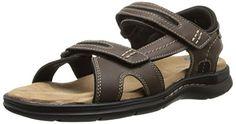 Nice Dockers Men's Solano Gladiator Sandal