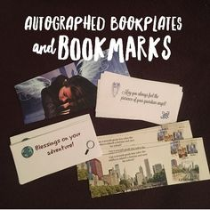 Just a reminder that Im mailing out free autographed bookplates and bookmarks if youre buying either Angelhood or 7 Riddles to Nowhere for #Christmas gifts. Message me or email me your name and address plus the name of the person getting the book(s).