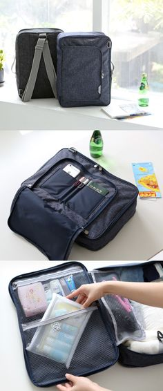 Planning for travel  Then you may be interested in this versatile travel bag!  There 835bfdcd4248c