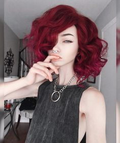 <img> 37 2019 Red Hair Trend You Need to Try red hair, hair color, hair style, orange hair - New Hair, Your Hair, Trendy Hairstyles, Curly Haircuts, Hairstyles Haircuts, Hair Trends, Redheads, Hair Inspiration, Character Inspiration