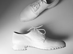 White shoes, Margiela
