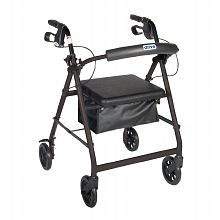 Drive MedicalRollator Walker with Fold Up and Removable Back Support and Padded Seat at Walgreens. Get free shipping at $35 and view promotions and reviews for Drive MedicalRollator Walker with Fold Up and Removable Back Support and Padded Seat