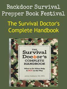 Prepper Book Festival 12: The Survival Doctor's Complete Handbook + Giveaway