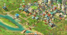 PLANER, BYGGERI, HANDEL, VÆKST!  Rising Cities, det gratis spil for byplanlæggere og strateger I det nye gratis browser spil, Rising Cities, handler det om magt, økonomi, strategi og byplanlægning. Byg en millionby, en mega by eller en storby i Rising Cities! Og alt er gratis, som det sømmer sig for et gratis spil.