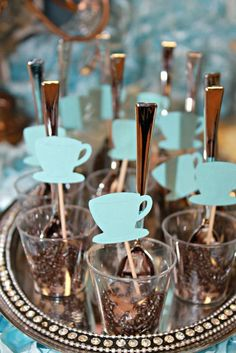 Alice in Wonderland Birthday Party Ideas | Photo 1 of 21 | Catch My Party