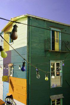 La-Boca, Buenos Aires