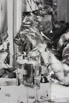 Kira Wager 2014 Oslo, Portrait, Abstract, Artwork, Painting, Art, Summary, Work Of Art, Auguste Rodin Artwork