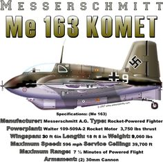 WARBIRDSHIRTS.COM presents German Warbirds, available on Polos, Caps, T-shirts, Sweatshirts and more. featuring here in our Germany collection the Me 163 Komet