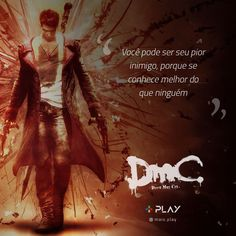 Game Quotes, Song Quotes, Dante Devil May Cry, Gamers Anime, Nerd, Seven Deadly Sins Anime, Lol League Of Legends, Fantasy Artwork, Feeling Happy