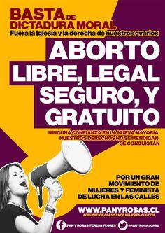 Resultado de imagen de aborto campaña