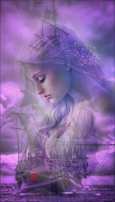 I Love Pictures,Enjoy My Beautiful World. Purple Love, Purple Hues, All Things Purple, Purple Rain, Shades Of Purple, Fairy Pictures, Romantic Pictures, Beautiful Pictures, Double Exposition