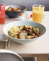 Oxtail Soup with Daikon and Ramen Noodles Recipe from Food & Wine