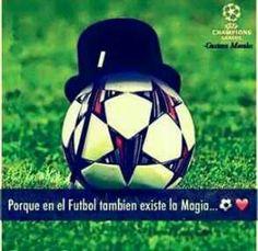 Fútbol - magia