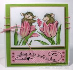 Nothing is as sweet as love by versamom - Cards and Paper Crafts at Splitcoaststampers