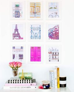 Our new print packs are here!  We introduced a brand new size (5x7) with a selection of our most popular prints form Paris & NYC! Check them out  http://ift.tt/1HOkuPT XO #AnnawithloveShop by annawithlove