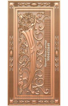 new Ideas main door design entrance cnc Door Design Photos, Home Door Design, Door Gate Design, Door Design Interior, Wooden Front Door Design, Main Entrance Door Design, Wooden Front Doors, Decoration, Sculpture