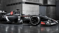 Sauber have released photographs of their new Formula 1 car, which features the 'anteater' nose seen on a number of other 2014 machines.