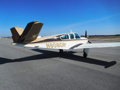 1969 Beechcraft Bonanza V35A for sale in NC United States => www.AirplaneMart.com/aircraft-for-sale/Single-Engine-Piston/1969-Beechcraft-Bonanza-V35A/13613/