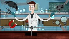 Ted Ed for Chemistry- nice list of videos for many topics. Would be good for a sub day, too.