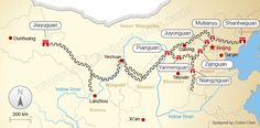 How Long Is the Great Wall of China? — 21,196 kilometers?