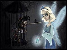 Burtonized - Pinocchio