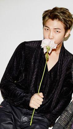 Kim Namjoon (Rap Monster) of BTS