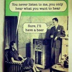hahahhahahahhahahaha!!!!! Oh My I have had this conversation..