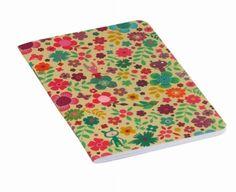 Sweet notebook Fleurs #minilabo from www.kidsdinge.com