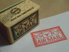 Airmail stamp 5