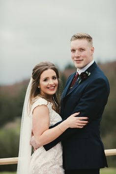 Creative Minds- Bekki and Ewan's Hillside Industrial Wedding. Italian inspired with hand made details by the creative couple. Brewery Wedding, Industrial Wedding, Cute Couples, Veil, Real Weddings, Lace Dress, Gowns, Bride, Wedding Dresses