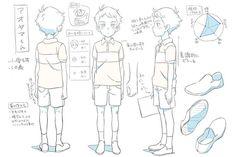 【写真特集 4/5枚】ペンギン・ハイウェイ:キャラ設定画を公開 アオヤマ君 表情豊かなお姉さん ペンギンも - MANTANWEB(まんたんウェブ) Anime Drawing Books, Drawing Cartoon Faces, Cartoon Art Styles, Character Design Animation, Character Design References, Character Drawing, Character Illustration, Drawing Reference Poses, Drawing Skills