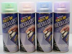 New Plasti Dip Enhancers! Green, Red, Blue & Violet