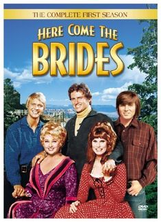 Here Come the Brides: Season 1 Robert Brown, pop music superstar Bobby Sherman and David Soul (TV's Starsky and Hutch) star in the classic television series David Soul, Old Shows, 60s Tv Shows, Vintage Tv, Vintage Games, Old Tv, Music Tv, Pop Music, The Villain