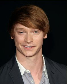 Calum Worthy, Ginger Master. There is amazing, hilarious, and adorkable all in one for you!
