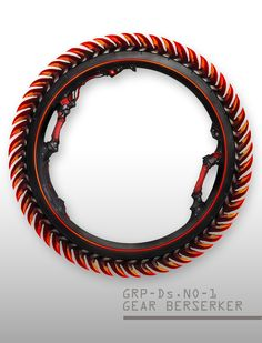 either a chakram or a hula hoop of death