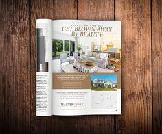 Home Builder Magazine Advertisement