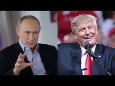 ¿Sobre qué hablarán Putin y Trump?