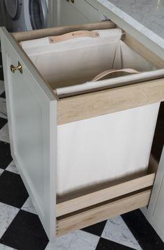 Tvättstuga från Kvänum Tradition i modellen Broby handmålad på ask i specialkulör