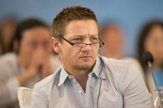 Jeremy Renner at the China Film Makers Forum ( By: Power Sport Images)