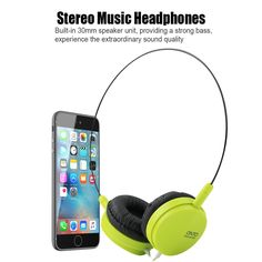 1.96$  Buy now - http://alib2i.shopchina.info/go.php?t=32802314417 - High Quality 3.5mm Headphone Music Earphone Headset Stereo For iPod Laptop MP3 MP4 PC Tablet New 2017 Wholesale P 1.96$ #buychinaproducts