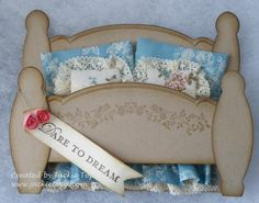 Dare to Dream by jactop - Cards and Paper Crafts at Splitcoaststampers