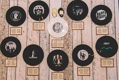 Vinyl Themed, Pink Dress & Beehive Smoke Bomb Wedding-Bridgwood Wedding Photography-356