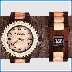 Fab.com | Eco-Friendly Timber Timepieces