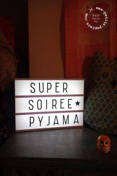 3eme année consécutive de pyjama party. On vous raconte. Ce coup-ci il s'agissait de fêter les 10 ans de la demoiselle qui sautillait de joie et d'impatience. Dans le droit fil des invitations, on ...