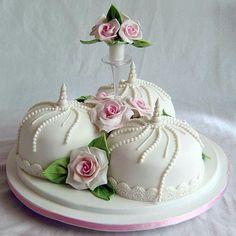 Contemporary Wedding Cakes Magazine