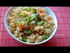 How to Make Easy Fried Rice Using Leftover Rice: 14 Steps