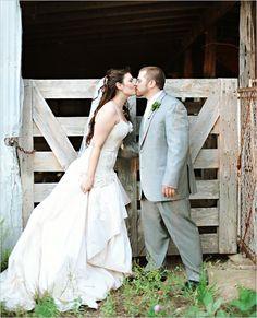 barnwood. LOVE!