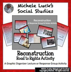 Reconstruction Road to Rights ActivityThis activity uses a quick review of the…